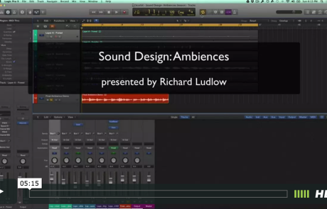 Sound Design: Ambiences