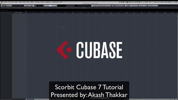 Cubase Overview